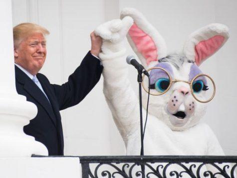 Trump's Easter Egg Rant