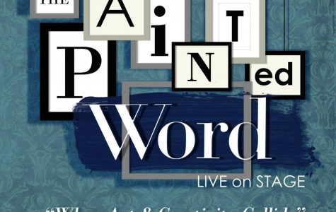 Don't Miss The Painted Word, February, 21 2018!