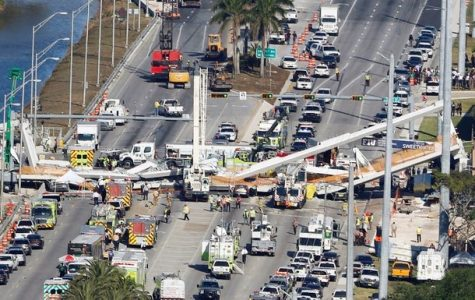 Miami Bridge Collapses Days After Installation