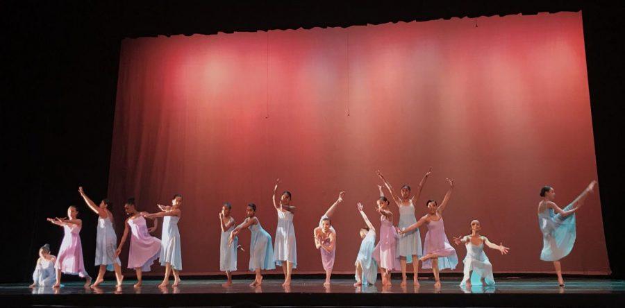 Middle School Dance Recital