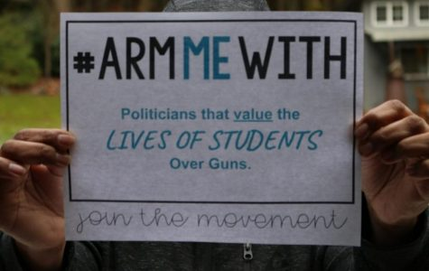 The Rise of #ArmMeWith