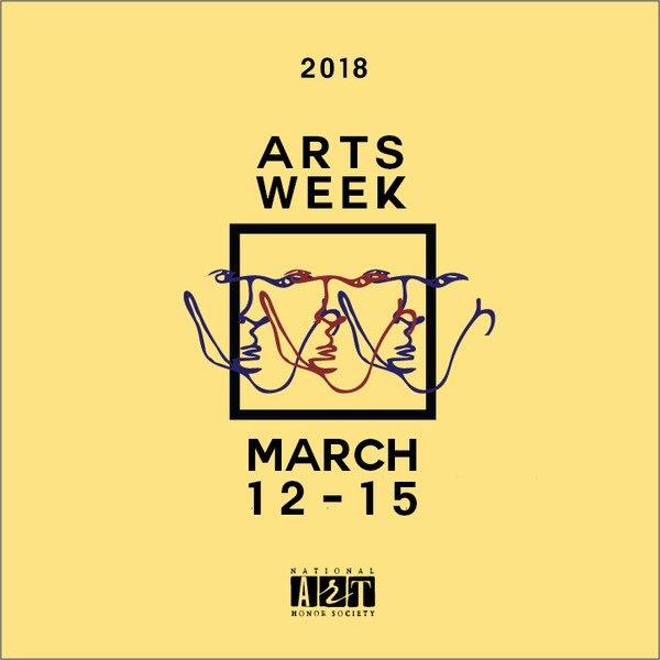 NAHS' Arts Week Begins