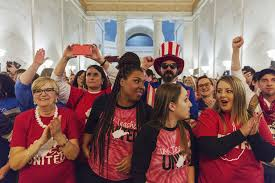 West Virginia Teacher Strike Ends On 9th Day