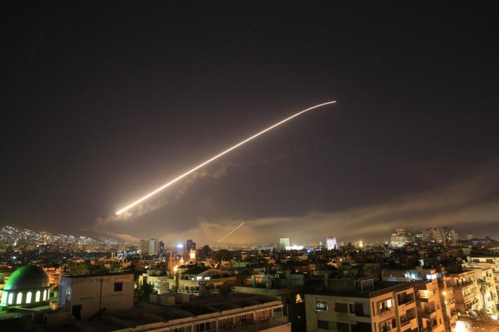 Syria Under Fire