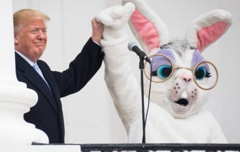 Trump's Easter Egg Rant