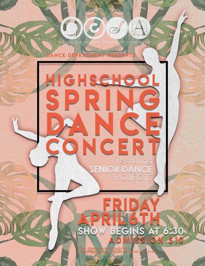 High School Spring Dance Concert
