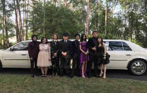 A Night at the Ball: Prom 2018