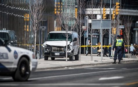 Attack Kills Nine in Toronto