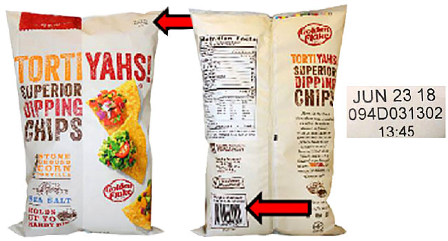 Hold On To Your Guac! A Recall on Tortilla Chips