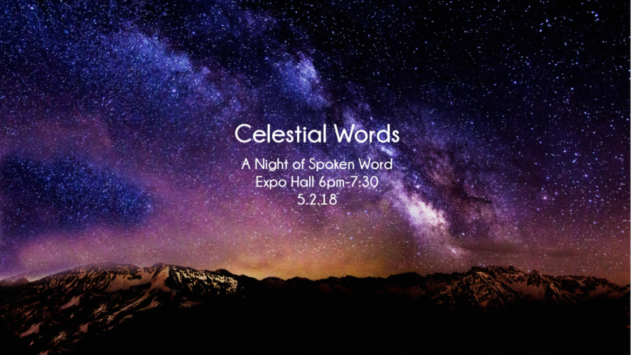 A Night of Poetry: Celestial Words