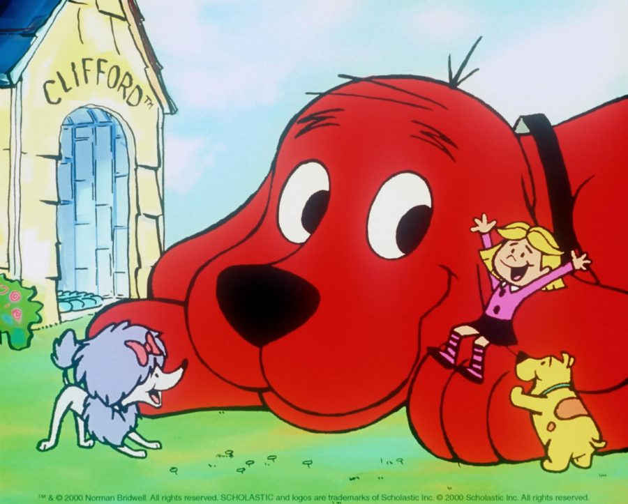 Clifford the Big Red Dog returning to TV