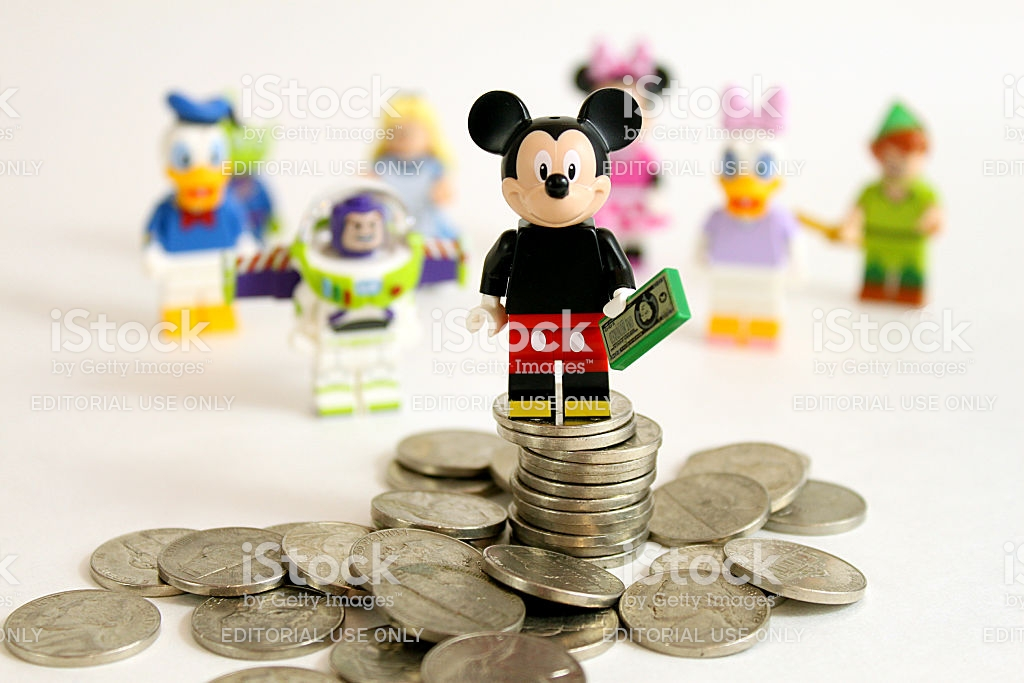 Mickey's On Top of Student Debt