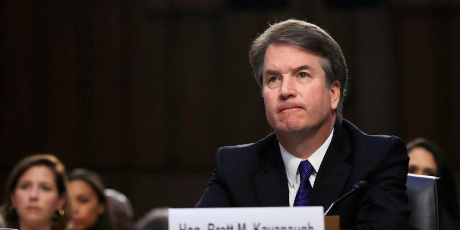 Brett Kavanaugh Accused of Sexual Assault