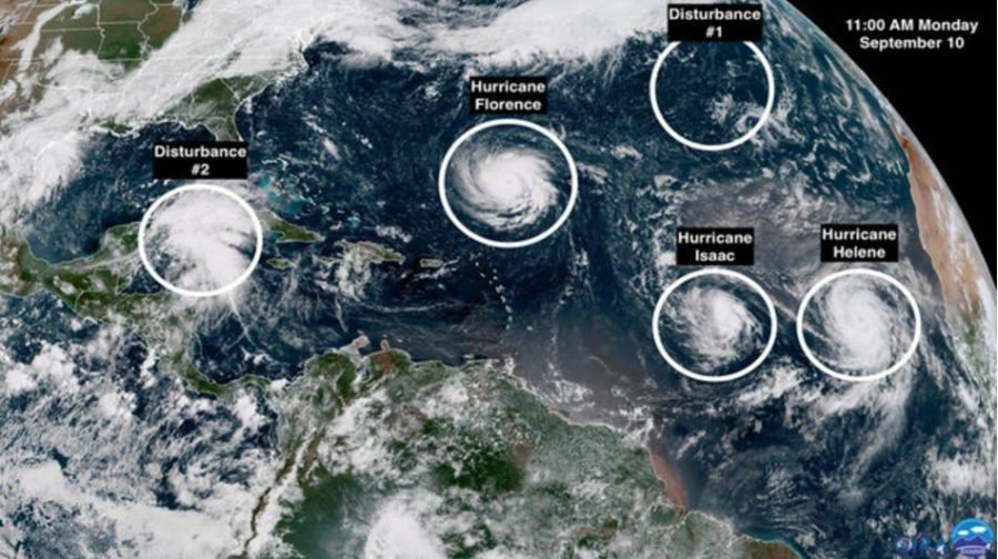 Hurricanes and More Hurricanes