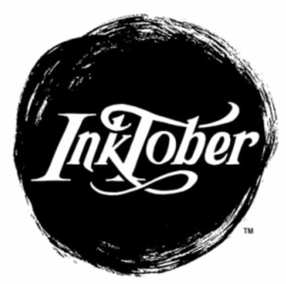 Inktober, the month-long challenge for artists.