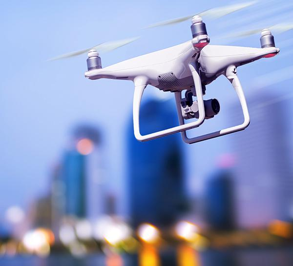Uber plans on using drones as their new system of food-delivery by 2021.