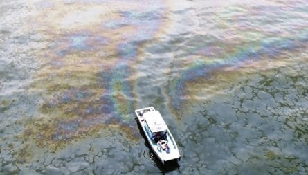 Oil Spill in Gulf of Mexico