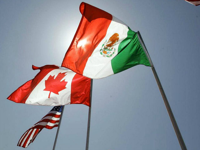 The U.S., Canada and Mexico have met to discuss changes from NAFTA.