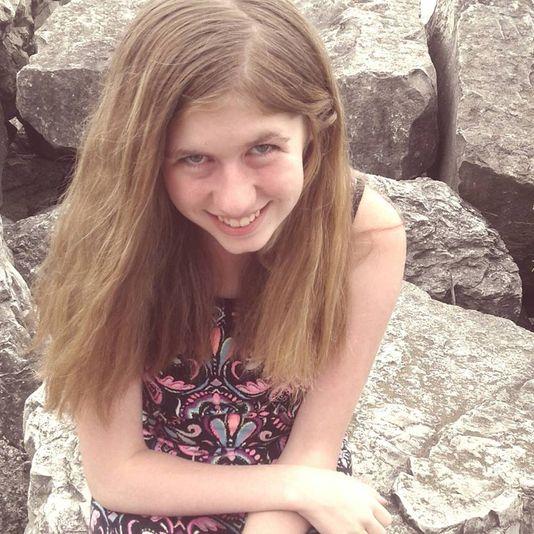 Thirteen-year-old Jayme Closs