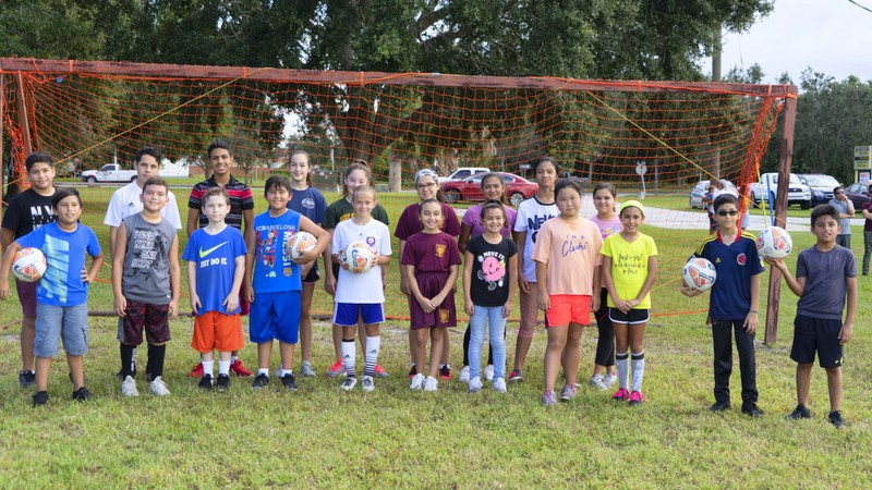 Competitors+at+the+Destrict+Hall+for+the+Knights+of+Columbus+soccer+shootout