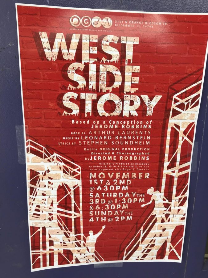 West+Side+Story+performances+are+being+held.