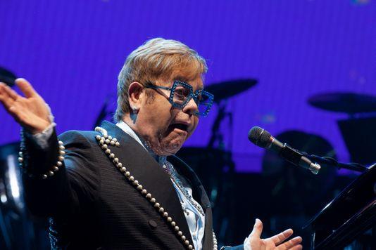 Elton John Cancels His Show