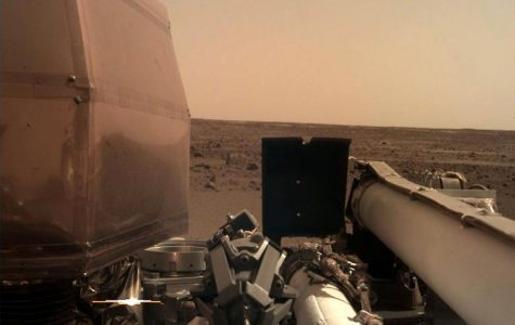 InSight Spacecraft lands on Mars