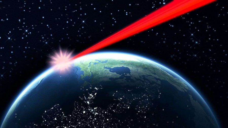Scientists Can Build a Laser That Can Contact Alien Life