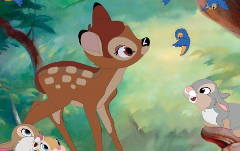 Bambi: Punishment for Deer Poacher