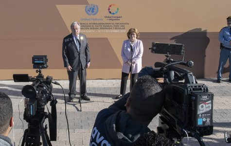 The United Nations Has Reached a Global Migration Pact
