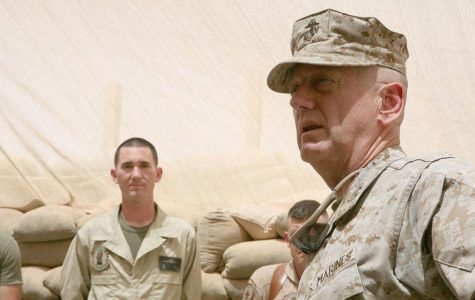 "Defense Secretary ""Mad Dog"" Mattis to Retire, Trump Says, Due to Syria Tension"