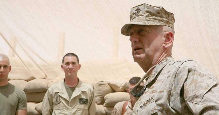 Defense+Secretary+%22Mad+Dog%22+Mattis+to+Retire%2C+Trump+Says%2C+Due+to+Syria+Tension