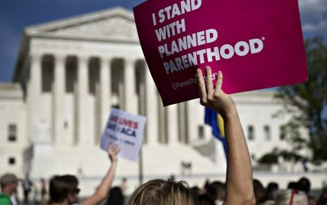 Supreme Court Rejects States Appeal to Cut Planned Parenthood
