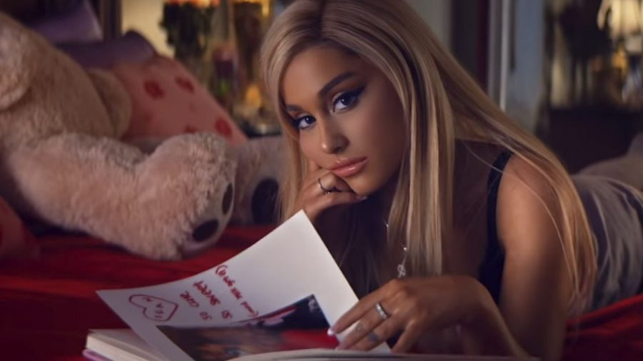 Ariana Grande in her 'Thank U, Next'  video