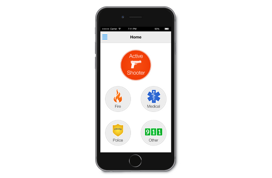 New Panic Button Apps To Prevent School Shootings