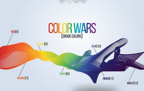 2019 Color Wars Are Here!
