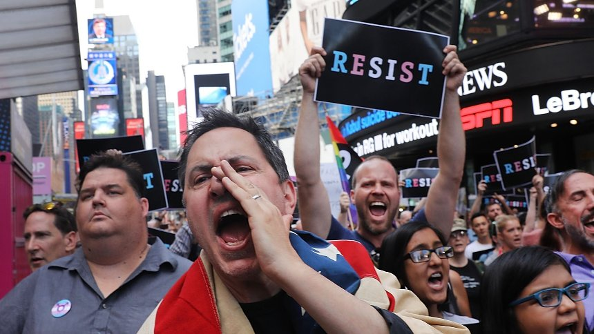 Supreme Court Allows Trump's Transgender Military Ban to go into Effect