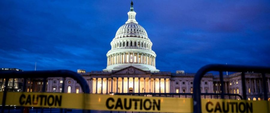 End of Partial Government Shutdown