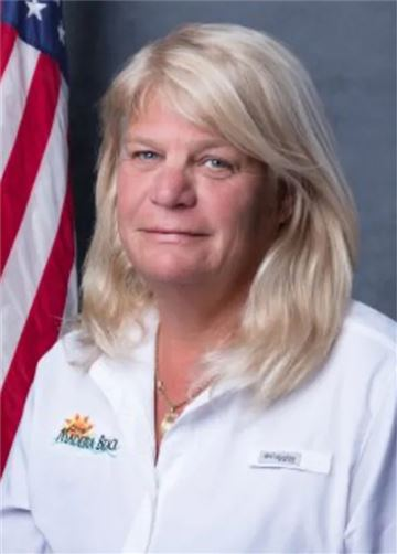 Nancy Oakley, a city commissioner in Madeira Beach, Florida, resigned following complaints that she licked men's faces and groped them.