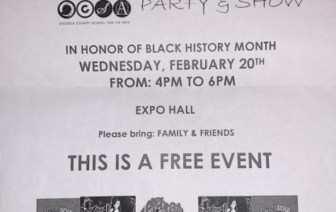 Black History Month Performances