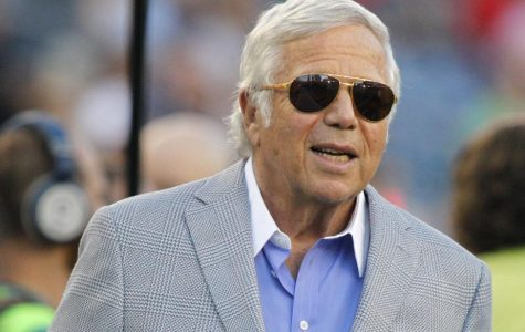 Robert Kraft Charged with Sex Solicitation in Jupiter, Florida