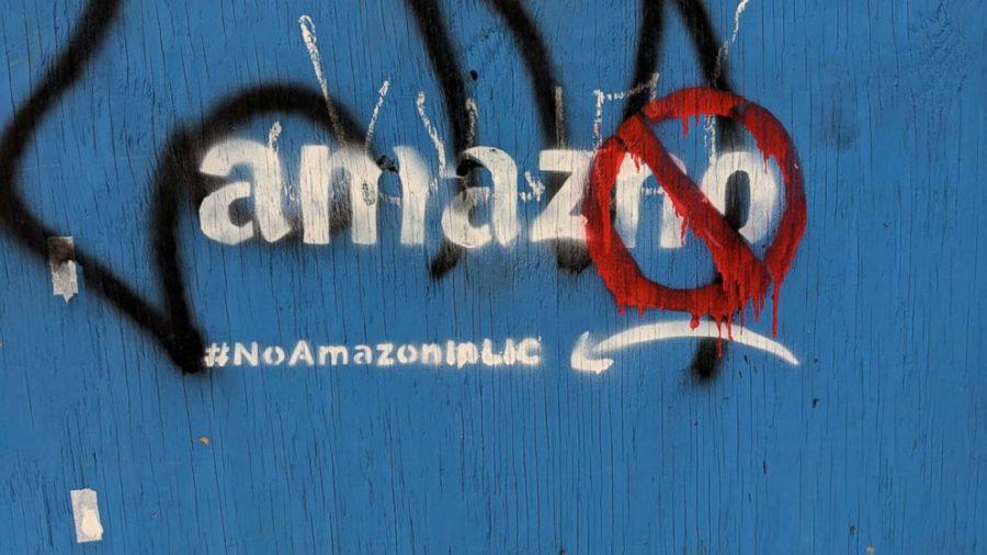 Amazon Cancels New York Headquarters Plan