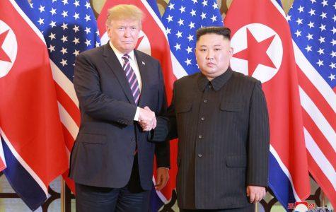Donald Trump and Kim Jong Un Meet in Vietnam