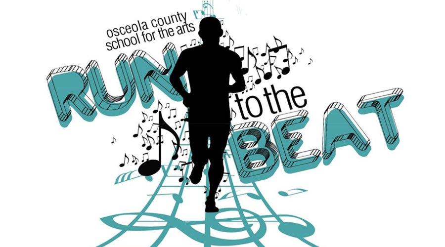 The 5th annual OCSA Run to the Beat 5k.