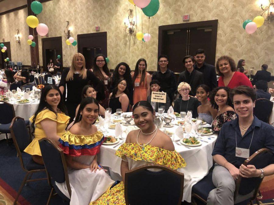 OCSA's Spanish Honors Society
