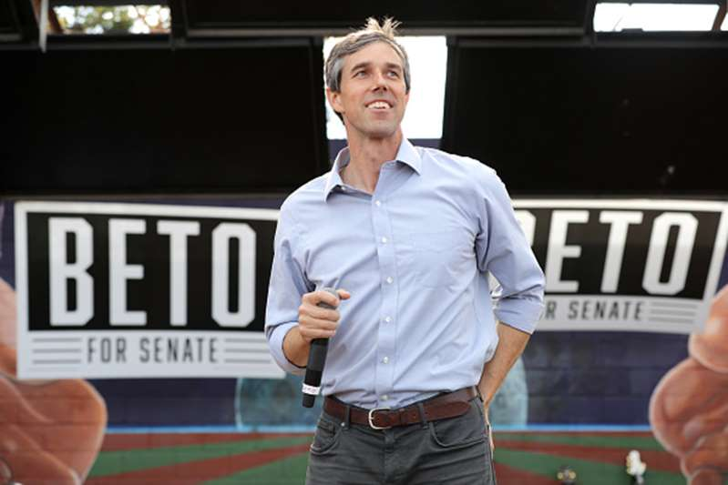 Beto+O%27Rourke+Announces+2020+Presidential+Run