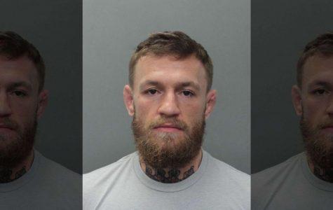 Connor McGregor: Fighter turned Phone Smasher