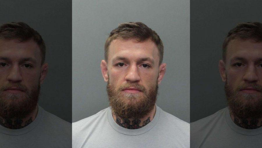 MMA+fighter+Connor+McGregor.