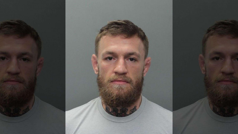 MMA fighter Connor McGregor.