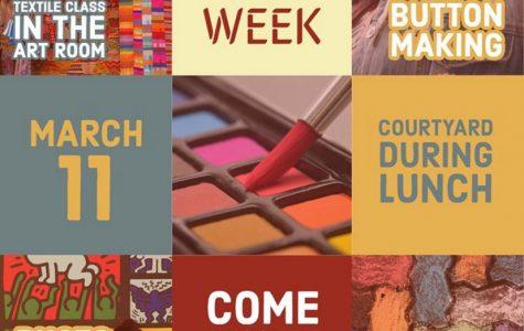 OCSA Arts Week
